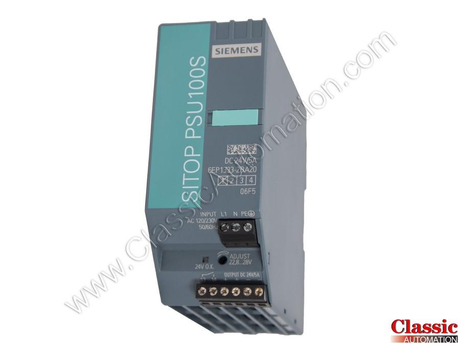 6ep1333 2ba20 Psu100s Power Supply