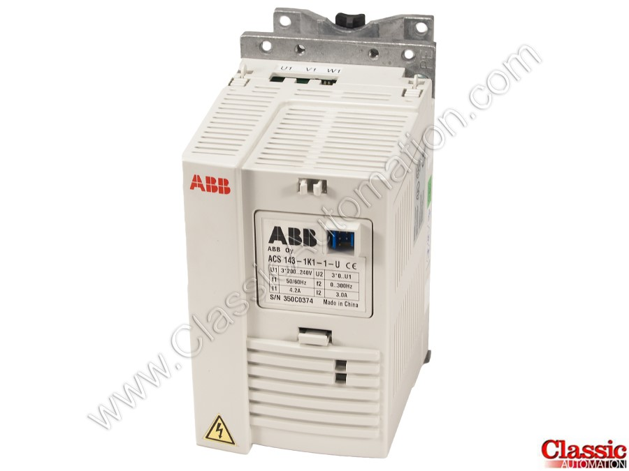 ABB ACS143-1K1-1 Refurbished & Repairs
