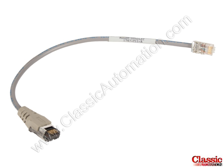 1747-C11-A | SLC 500 Programmer Cable