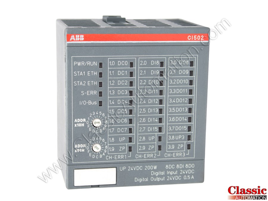 ABB 1SAP220700R0001 Refurbished & Repairs