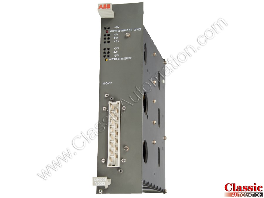 ABB 12NX01G-V0003 Refurbished & Repairs