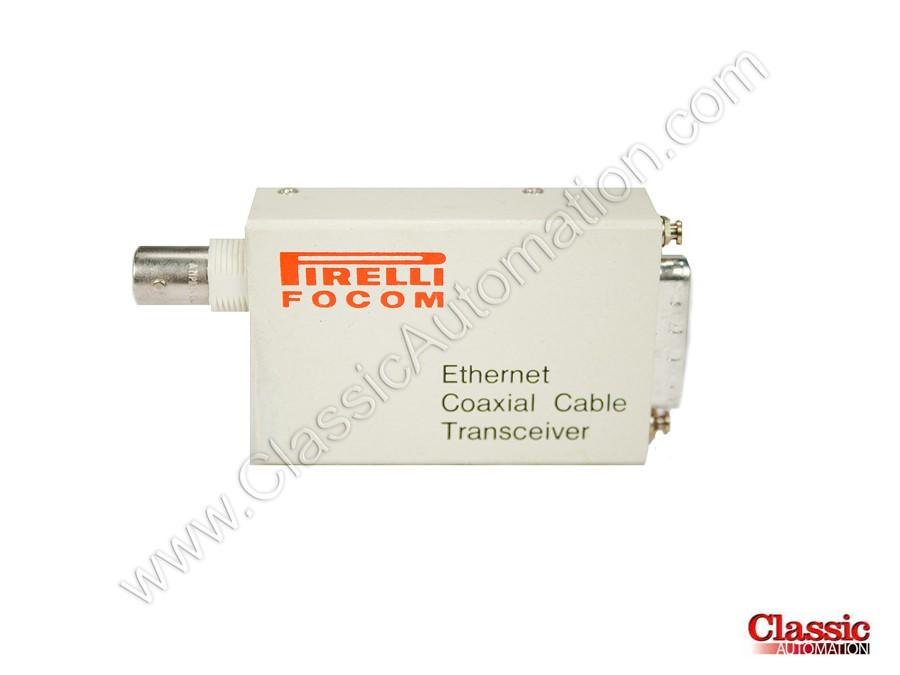 ADDTRON ET-10C1B ETHERNET COAXIAL CABLE TRANSCEIVER