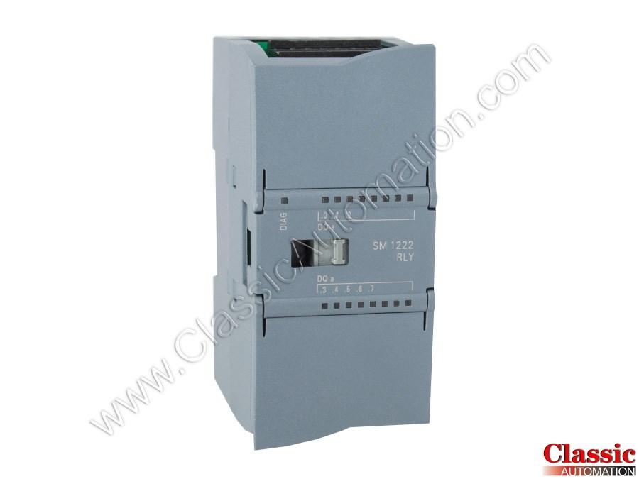 Siemens Simatic S7-1200 SM 1222 RLY 6ES7 222-1HF30-OXBO