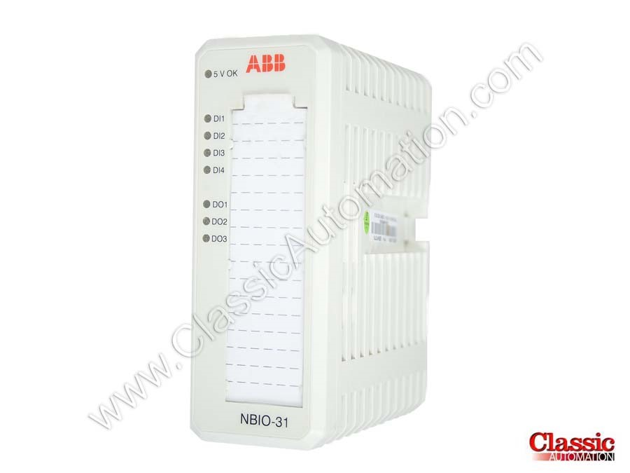 ABB NBIO-31 Refurbished & Repairs