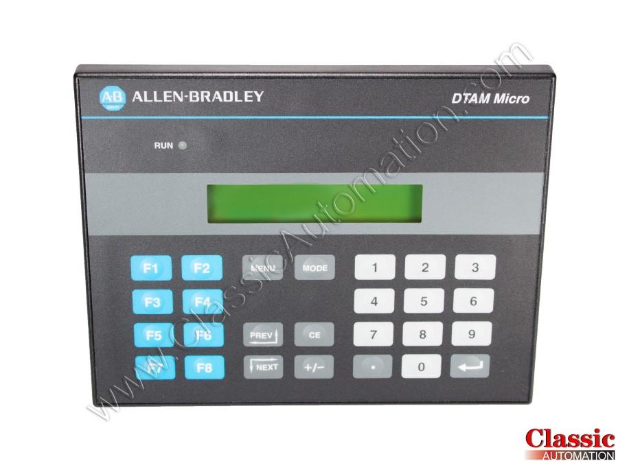 Allen-Bradley | 2707-M232P3/D | Used & Repaired | Operator