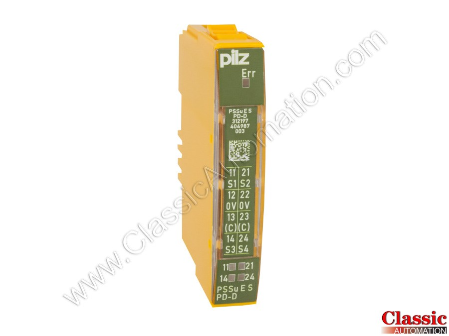 Pilz 312197 Refurbished & Repairs