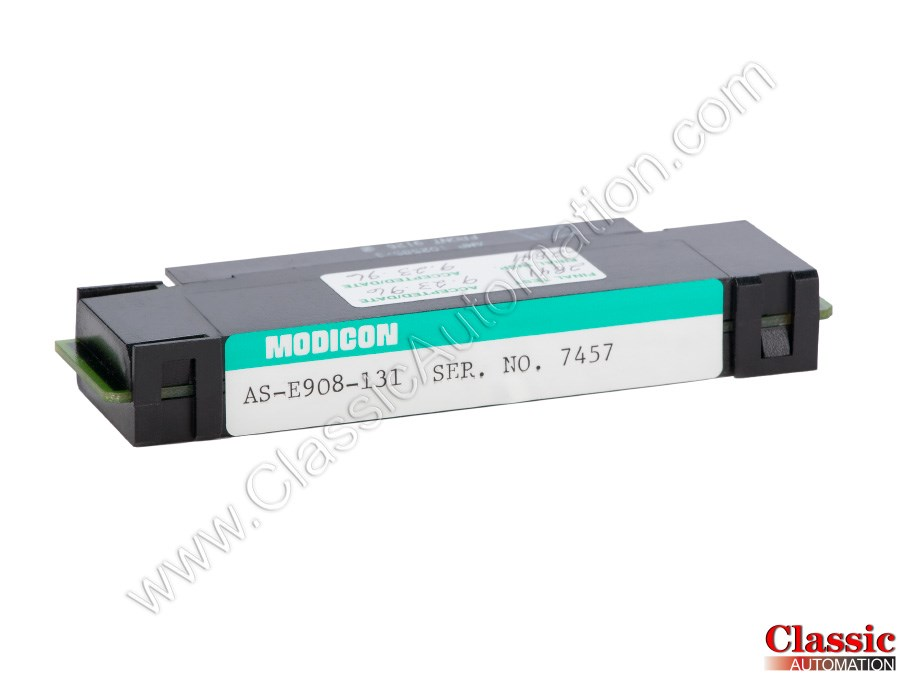 Modicon AS-E908-131 Refurbished & Repairs