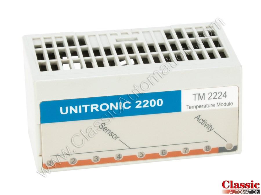 ABB, Satt Control - Alfa Laval, Unitronics | TM 2224 | Used