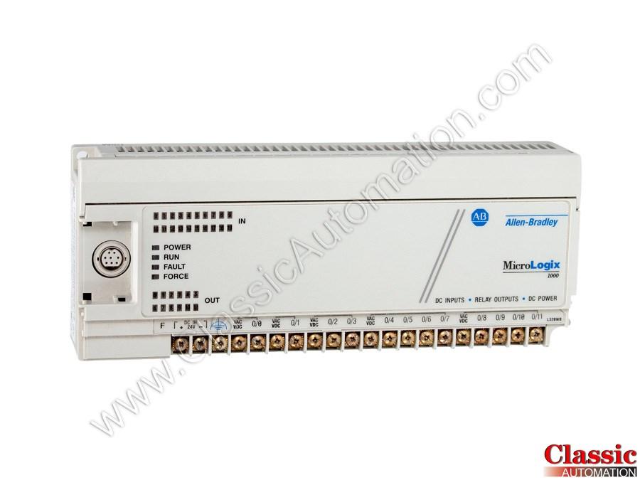 1761-L32BWB | MicroLogix 1000 Unit