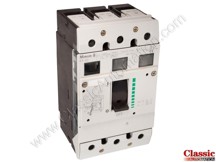 P7-63 | Klockner Moeller | 3-Pole Switch Disconnector