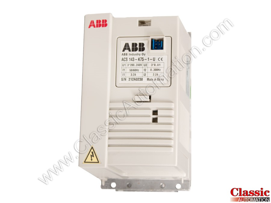 ABB ACS143-K75-1-U Refurbished & Repairs