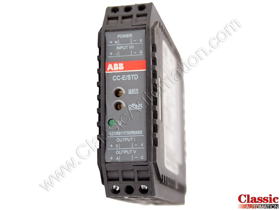 ABB 1SVR011700R0000 Refurbished & Repairs