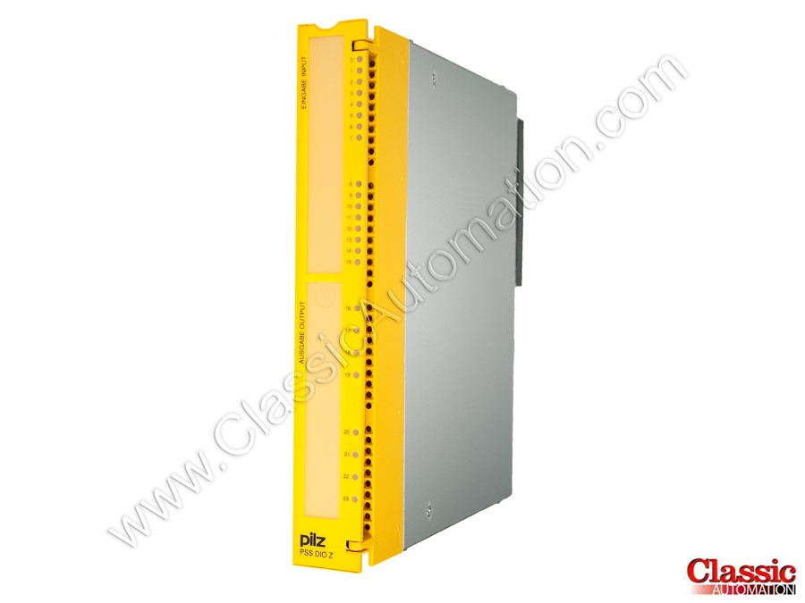 Pilz | 301108 | Used & Repaired | PSS DIO Z Digital Input