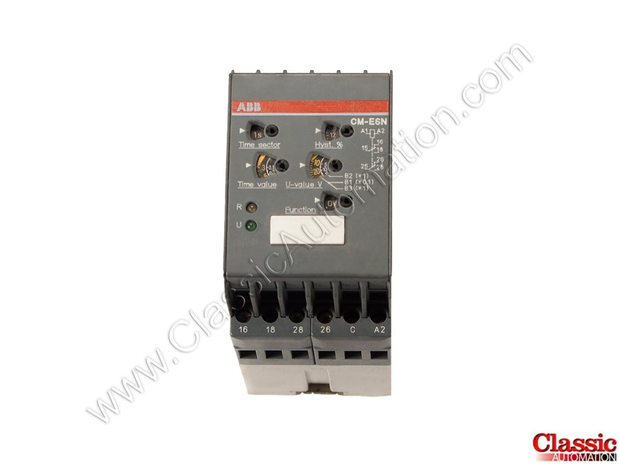 ABB CM-ESN Refurbished & Repairs