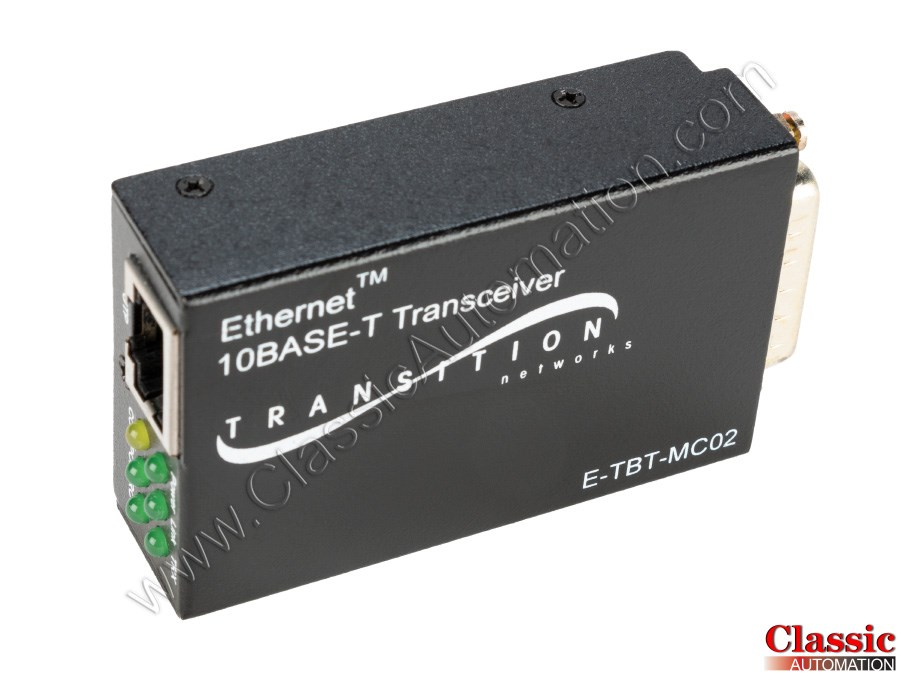 Transition Networks E-TBT-MC02 Refurbished & Repairs
