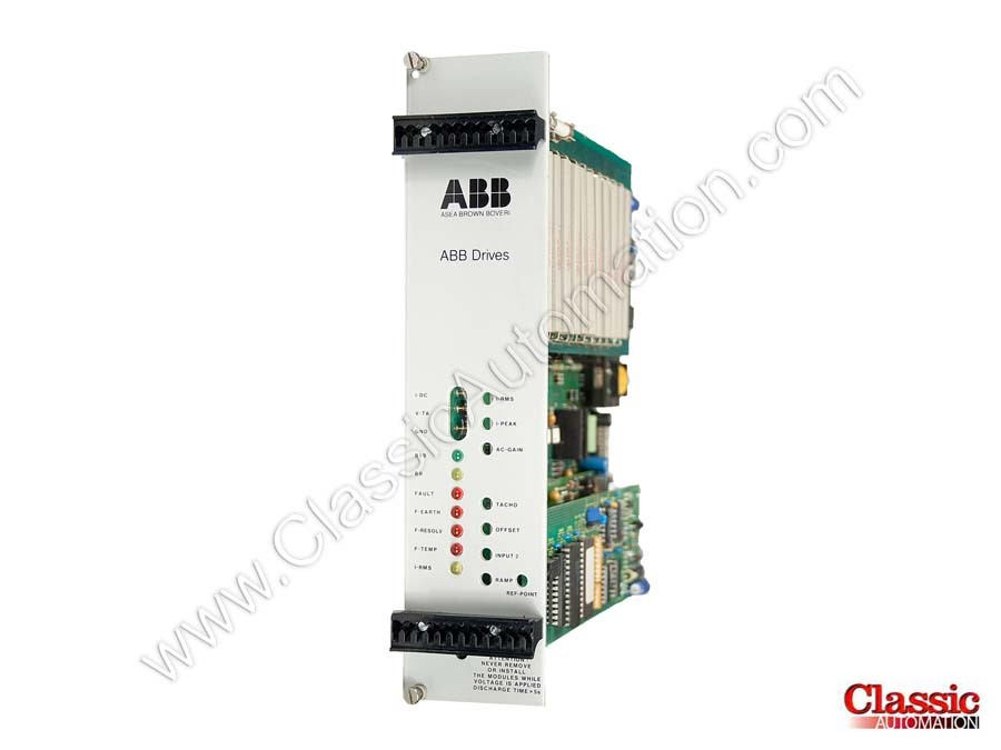 ABB GAT 542989R0001 Refurbished & Repairs