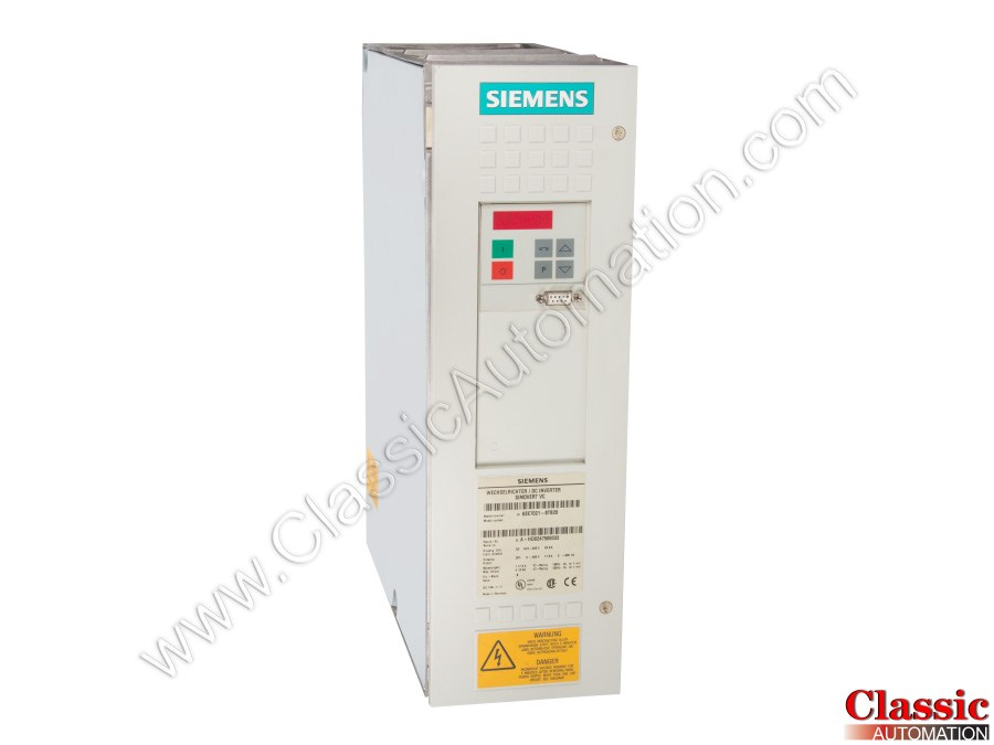 Siemens 6SE7021-8TB20 Refurbished & Repairs