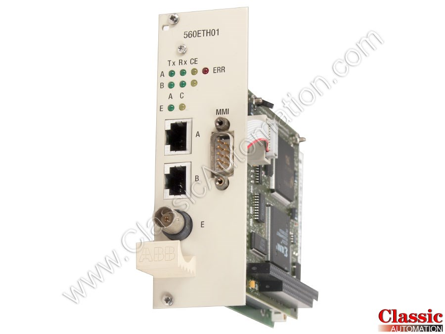 ABB 560ETH01 Refurbished & Repairs