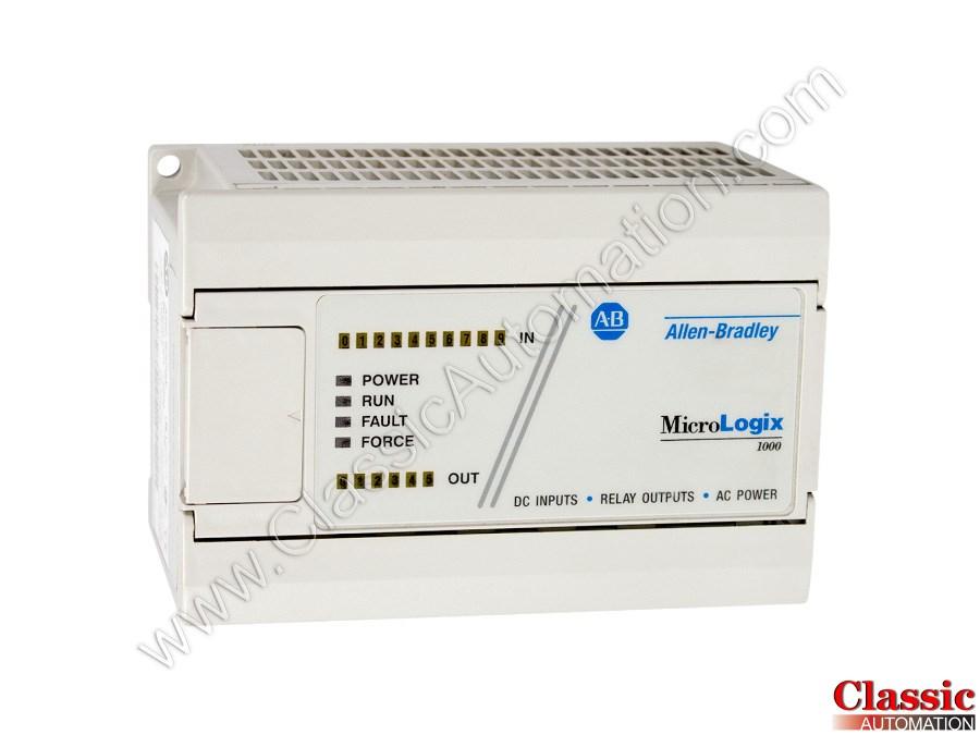1761-L16BWA   MicroLogix 1000 controller