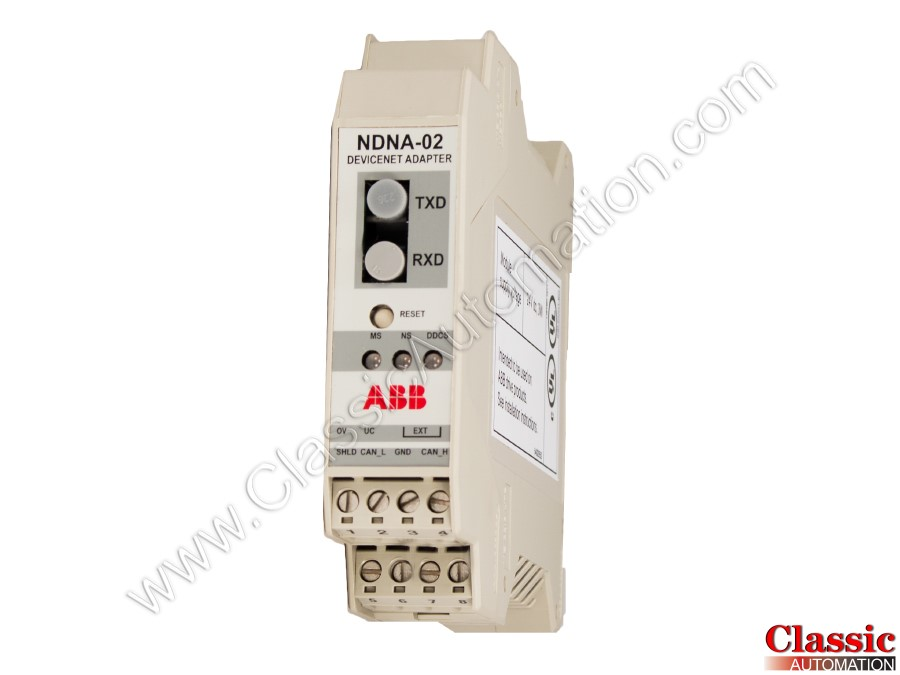 ABB NDNA-02 Refurbished & Repairs