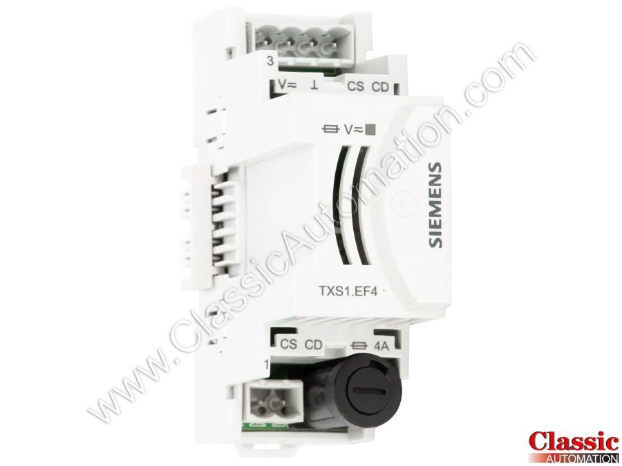 NEW Siemens Bus Connection Module TXS1.EF4 +