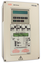 ABB Drives ACS 500 refurbished parts and repairs | Classic Automation