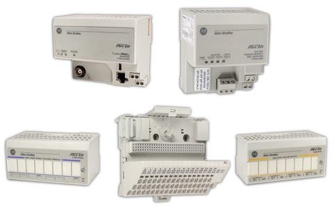 Allen-Bradley Flex I/O and Flex Integra