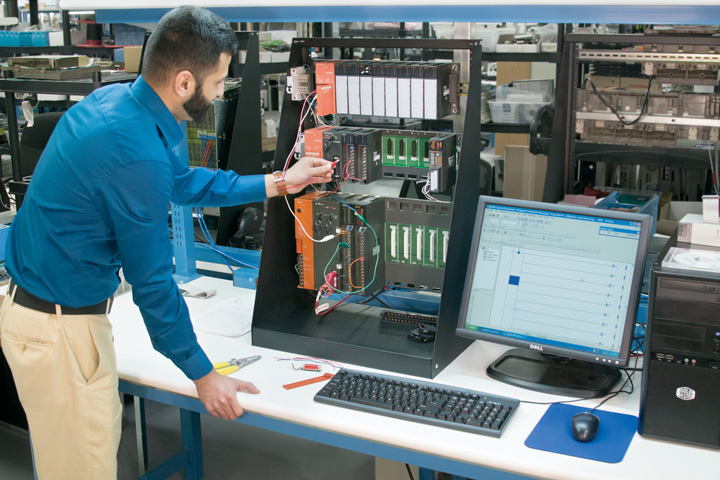 Mitsubishi Testing and Repair Services