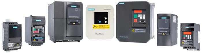 Siemens MICROMASTER VECTOR MOTOR DRIVE 6SE3221-0DC50