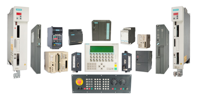 Siemens refurbished parts and repairs | Classic Automation