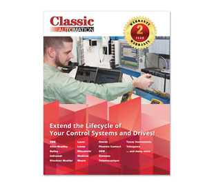 Capabilities Brochure | Classic Automation