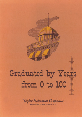 Graduated By Years from 0 to 100